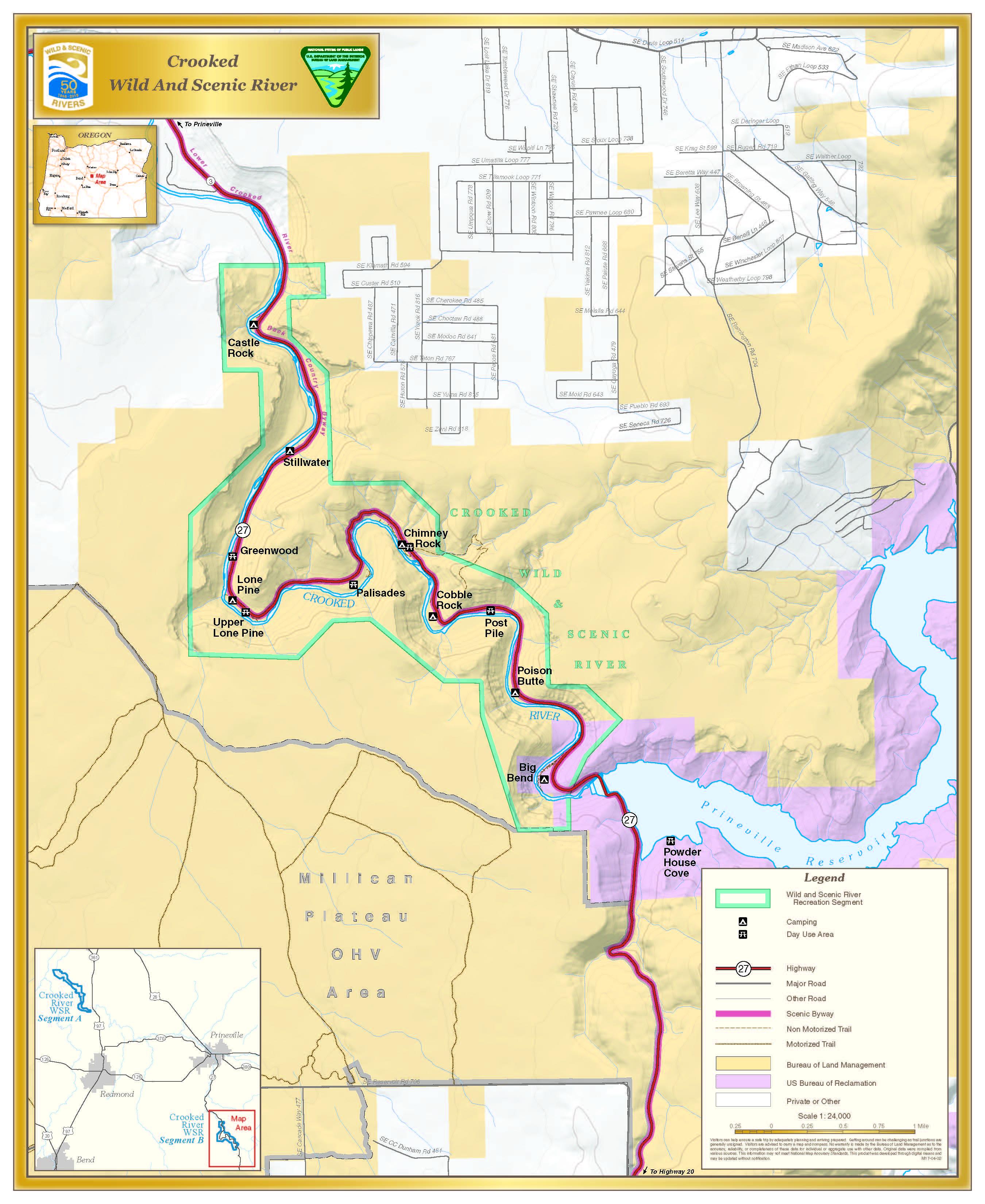 Crooked River   Oregon Wild & Scenic